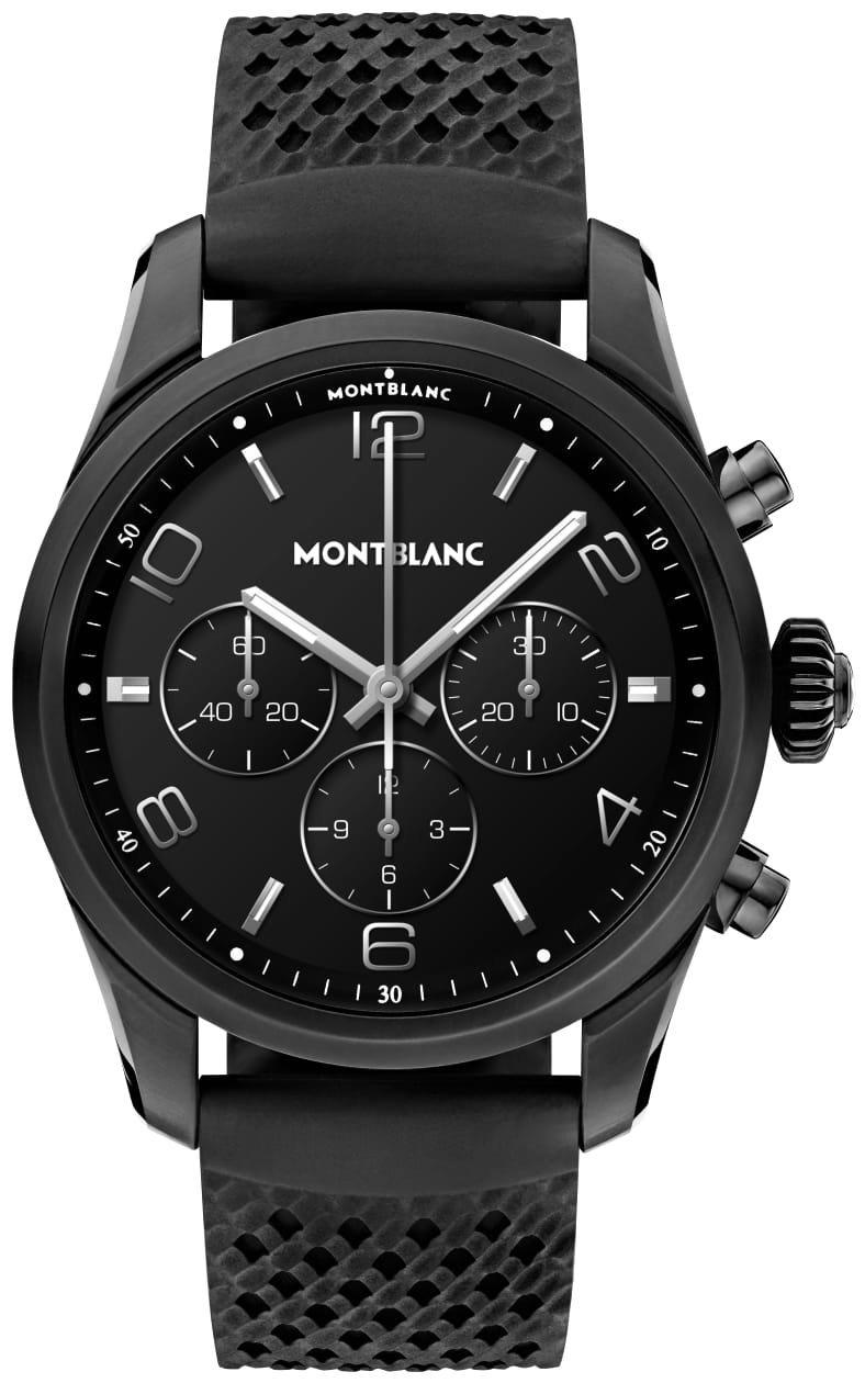 Smartwatch Summit 2+: lançamento da Montblanc