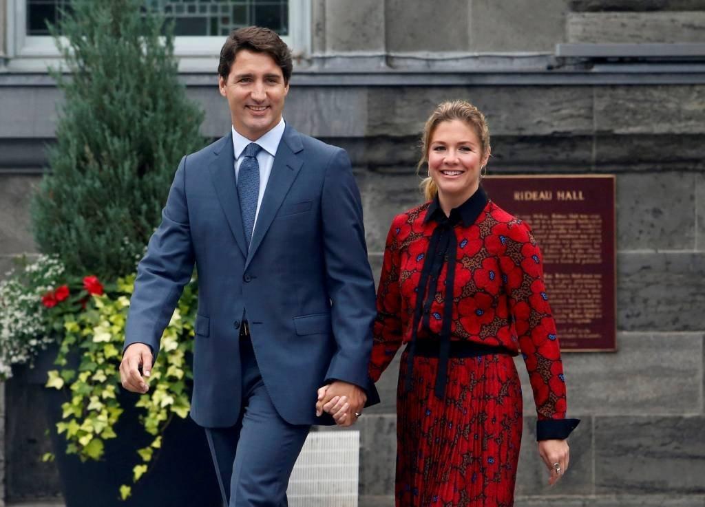Justin Trudeau Sophie Trudeau