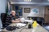 """Barsi: """"Tenho ações do Banco do Brasil que comprei em 1972, por 60 centavos, e nunca mais vendi"""" (Germano Lüders/EXAME)"""