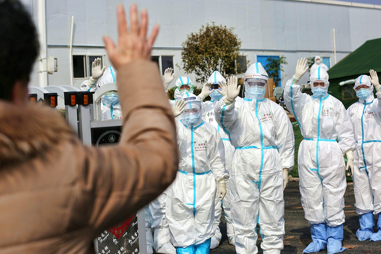 China declara que Wuhan está livre do coronavírus | Exame