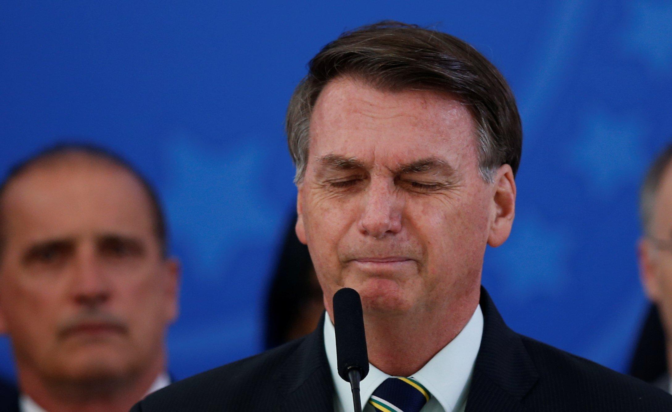 Bolsonaro admite conversas com partidos do centro para ter maior apoio político no Congresso