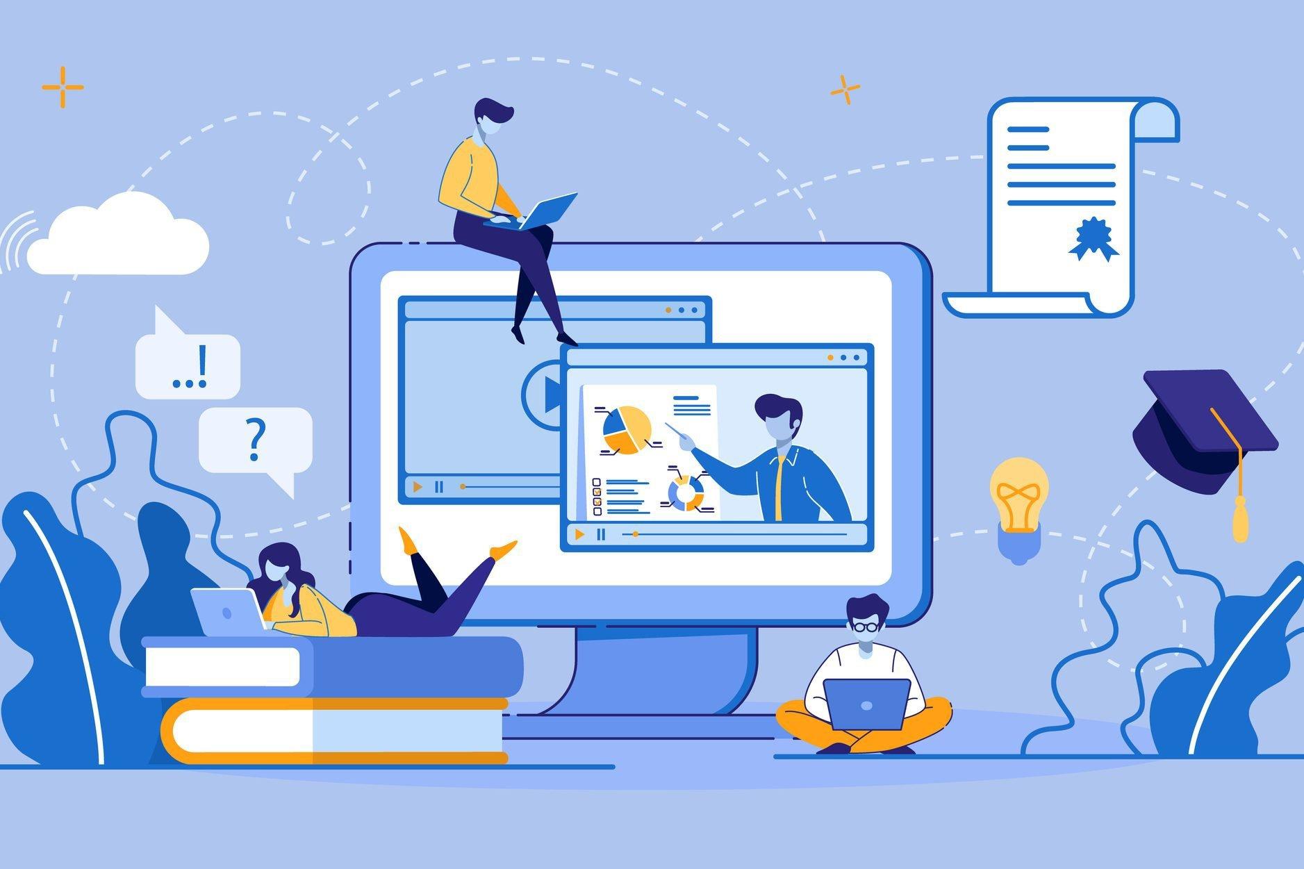 11 Plataformas Que Oferecem Cursos De Graca E Online Com Certificado Exame