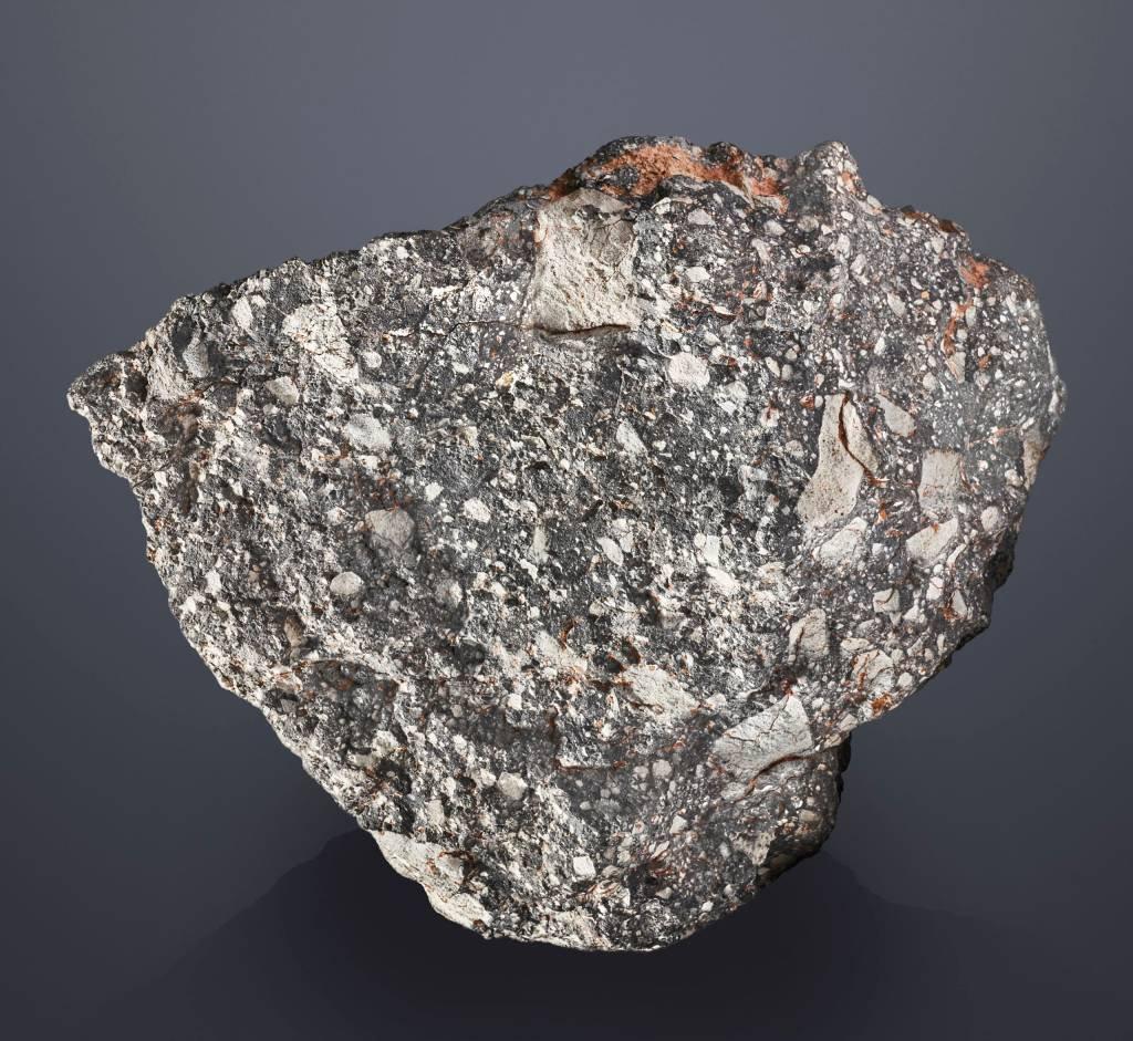 Meteorito NWA 12691