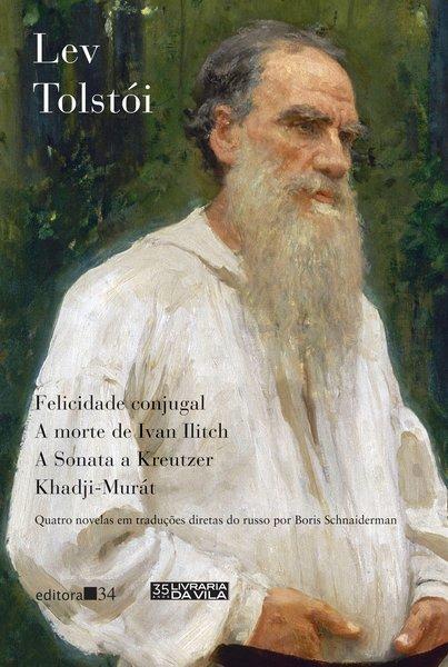 Box exclusivo da Livraria da Vila: quatro livros de Lev Tolstói