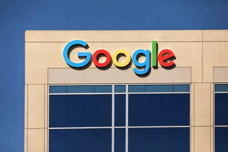 Escritório do Google em Irvine, na Califórnia