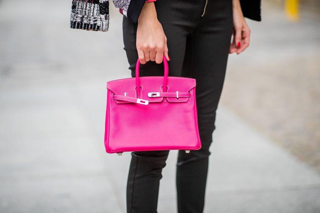 Mini Birkin, da Hermès