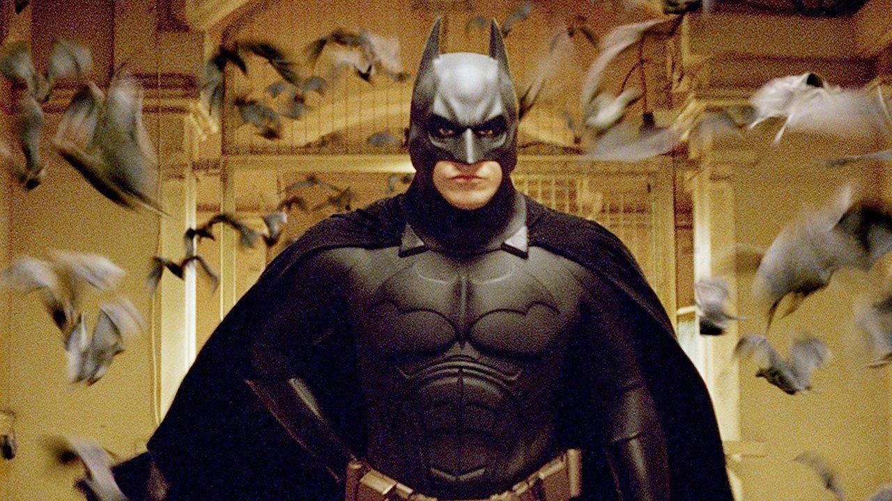 """Cena do filme """"Batman Begins"""""""