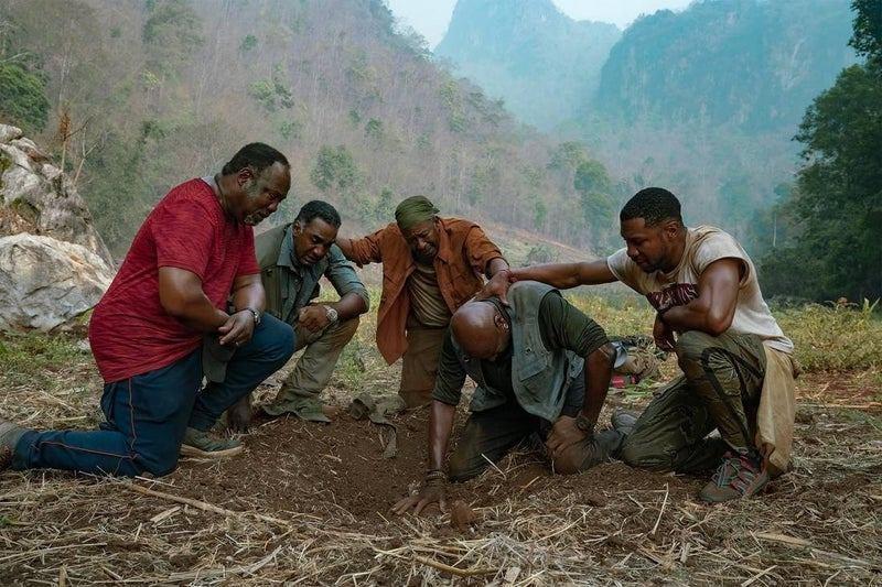 Destacamento Blood: novo filme de Spike Lee sobre veteranos da Guerra do Vietnã