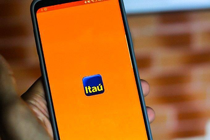 Aplicativo Banco Itaú App