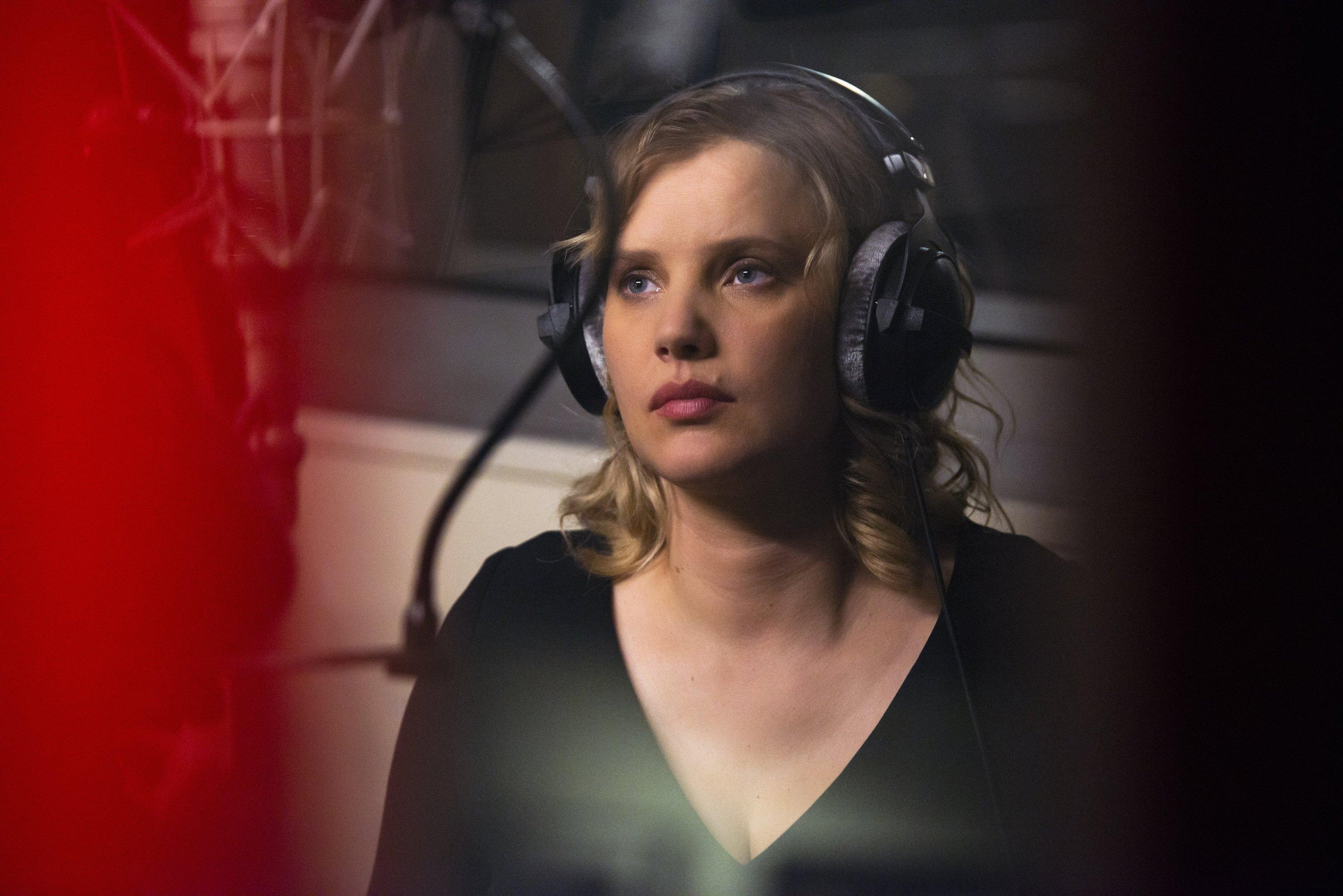 "Joanna Kulig, atriz da série ""The Eddy"""