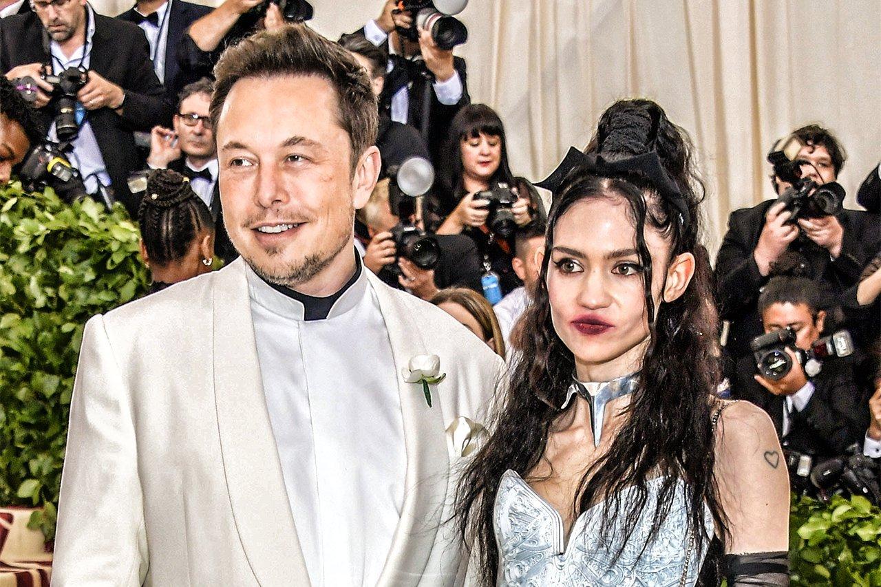 Elon Musk e Grimes