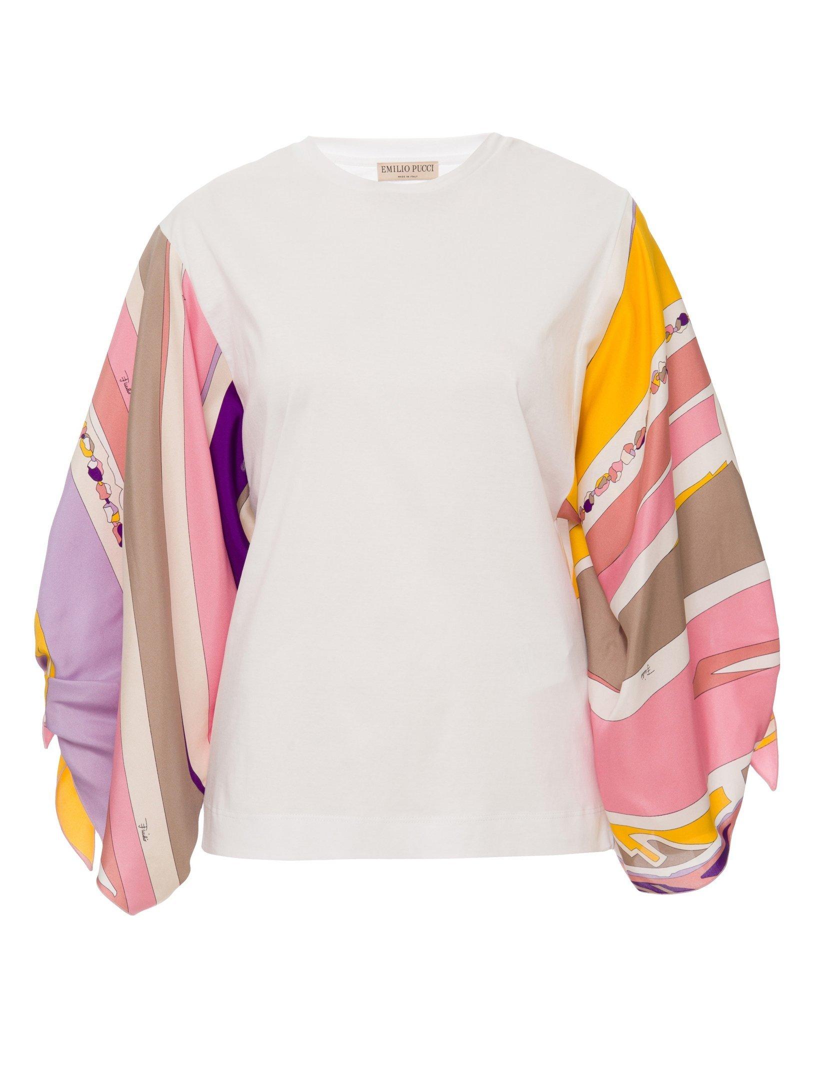 Camiseta Emilio Pucci