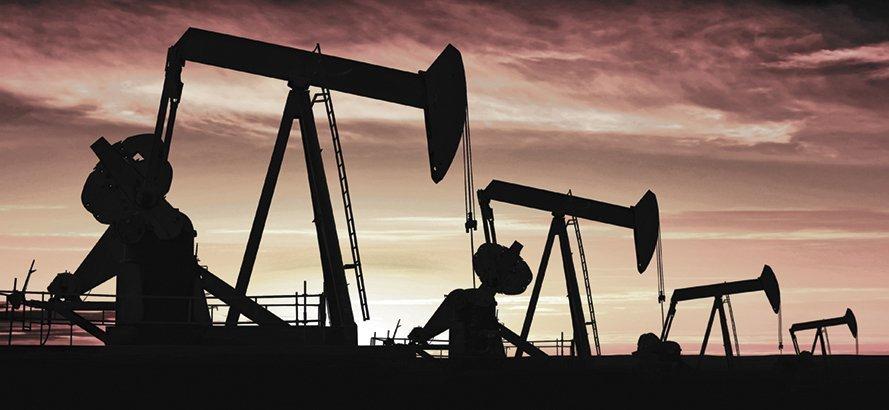 Bombas de extração de petróleo