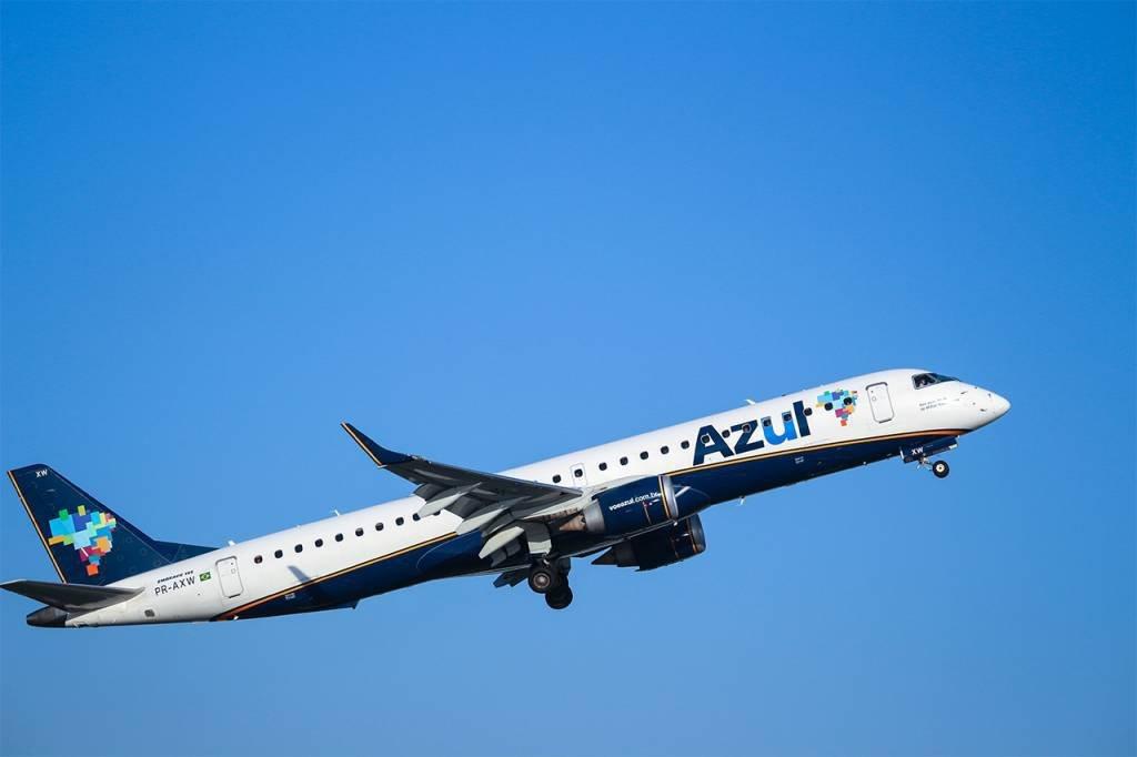 Avião da Azul aviação regional