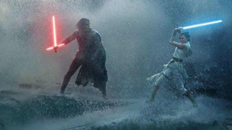 """Cena de """"Star Wars - Episódio IX: A Ascenção Skywalker"""""""