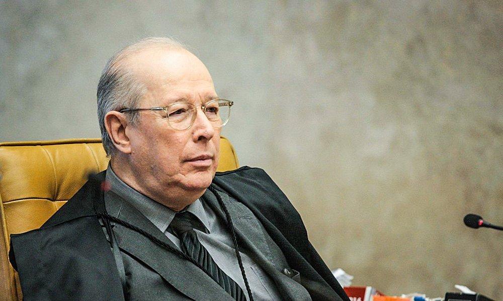 Ministro do STF, Celso de Mello