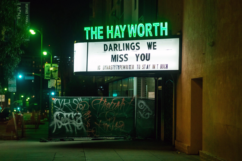 Hayworth Theater, em Los Angeles