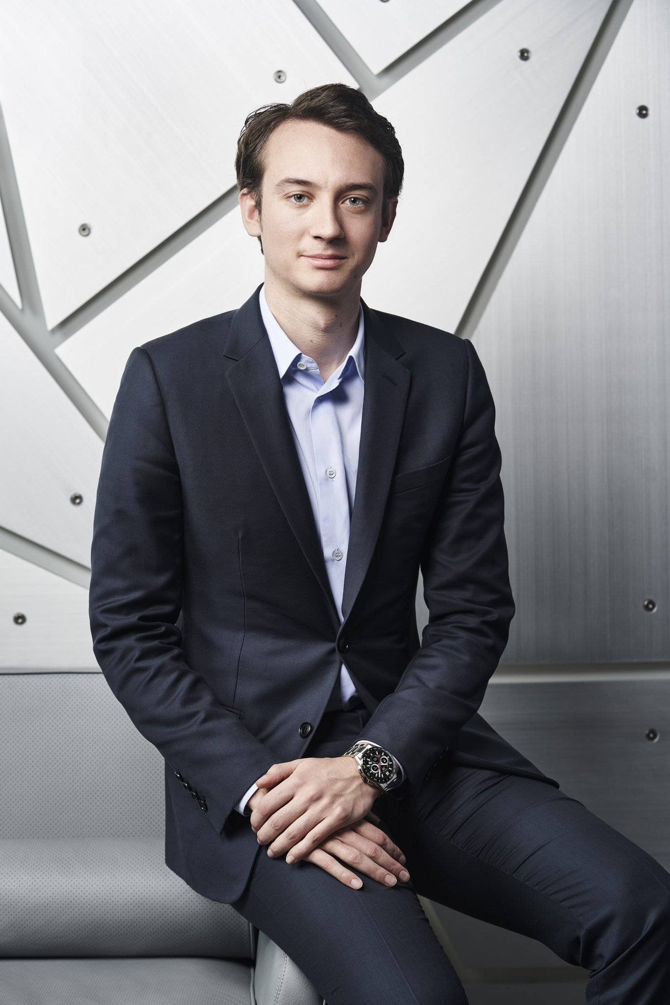Frédéric Arnault, novo presidente da TAG Heuer