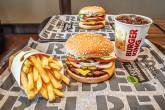 Rebel Whopper, hambúrguer vegetal da rede Burger King
