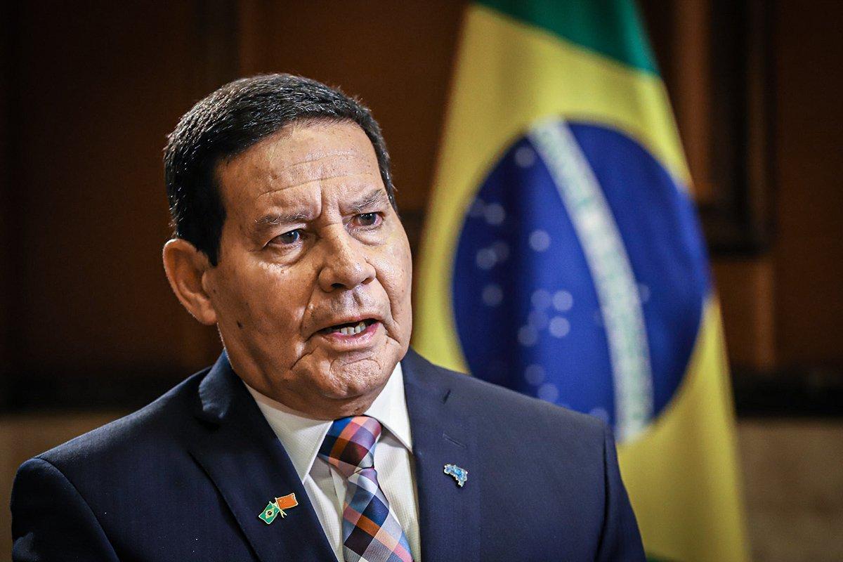 Empresários saem otimistas de reunião com Mourão sobre Amazônia