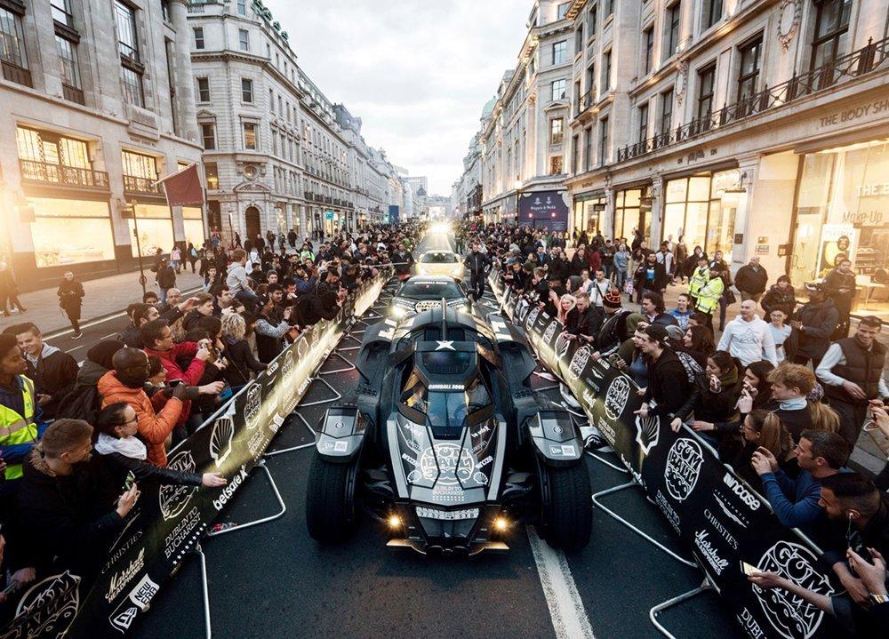 Batman em Londres