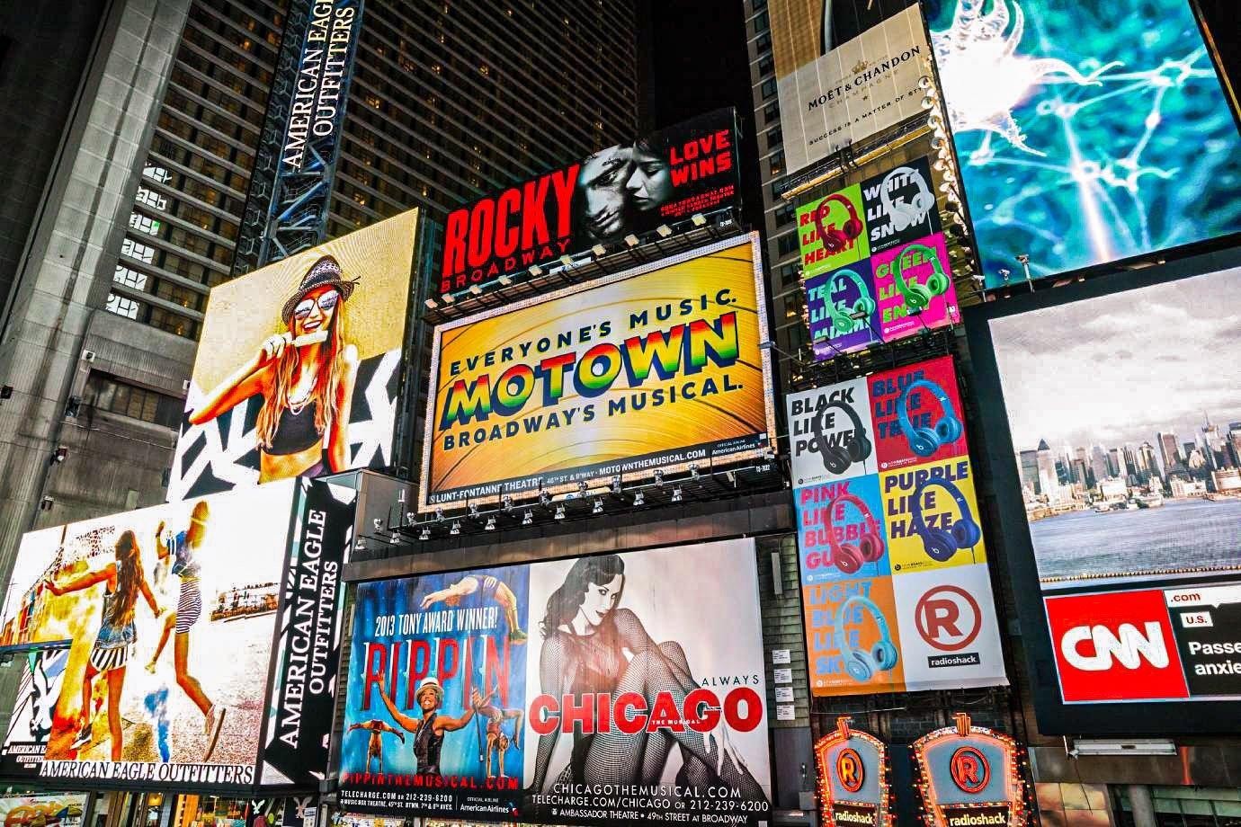 Broadway reabre hoje (14) com 100% de ocupação