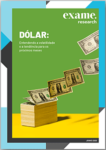 """Relatório Exame Research: """"Dólar – Entendendo a volatilidade e a tendência para os próximos meses"""" – jun/2020"""