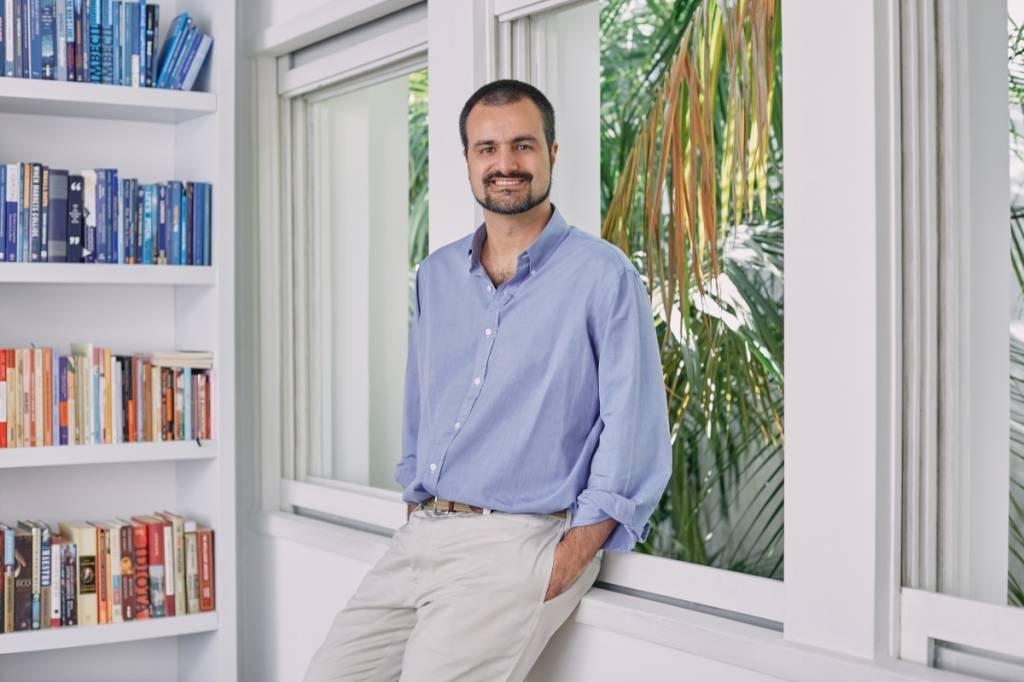 Luis Felipe Adaima, fundador da Mosso, bolsa de créditos de carbono