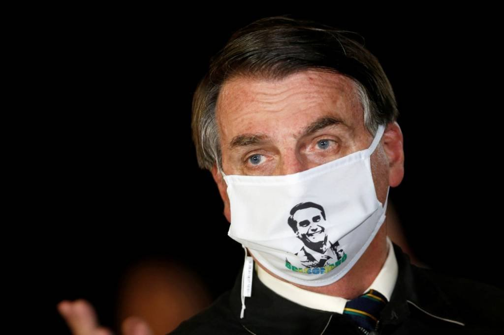 BOLSONARO: ao se unir ao centrão, o presidente está apenas fazendo jus à sua própria trajetória política.