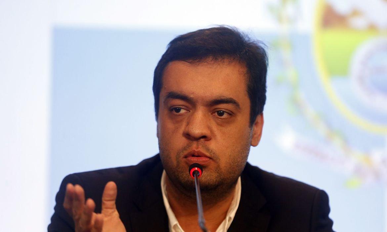 Claudio Castro, vice-governador do Rio de Janeiro