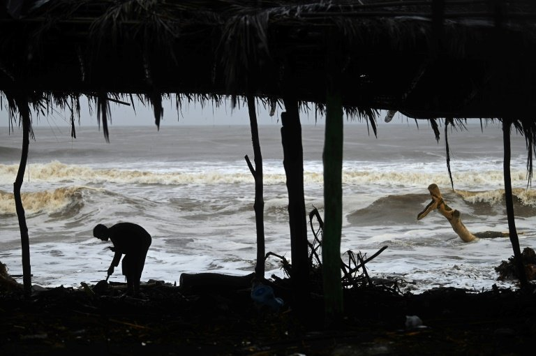 Chuvas em El Salvador