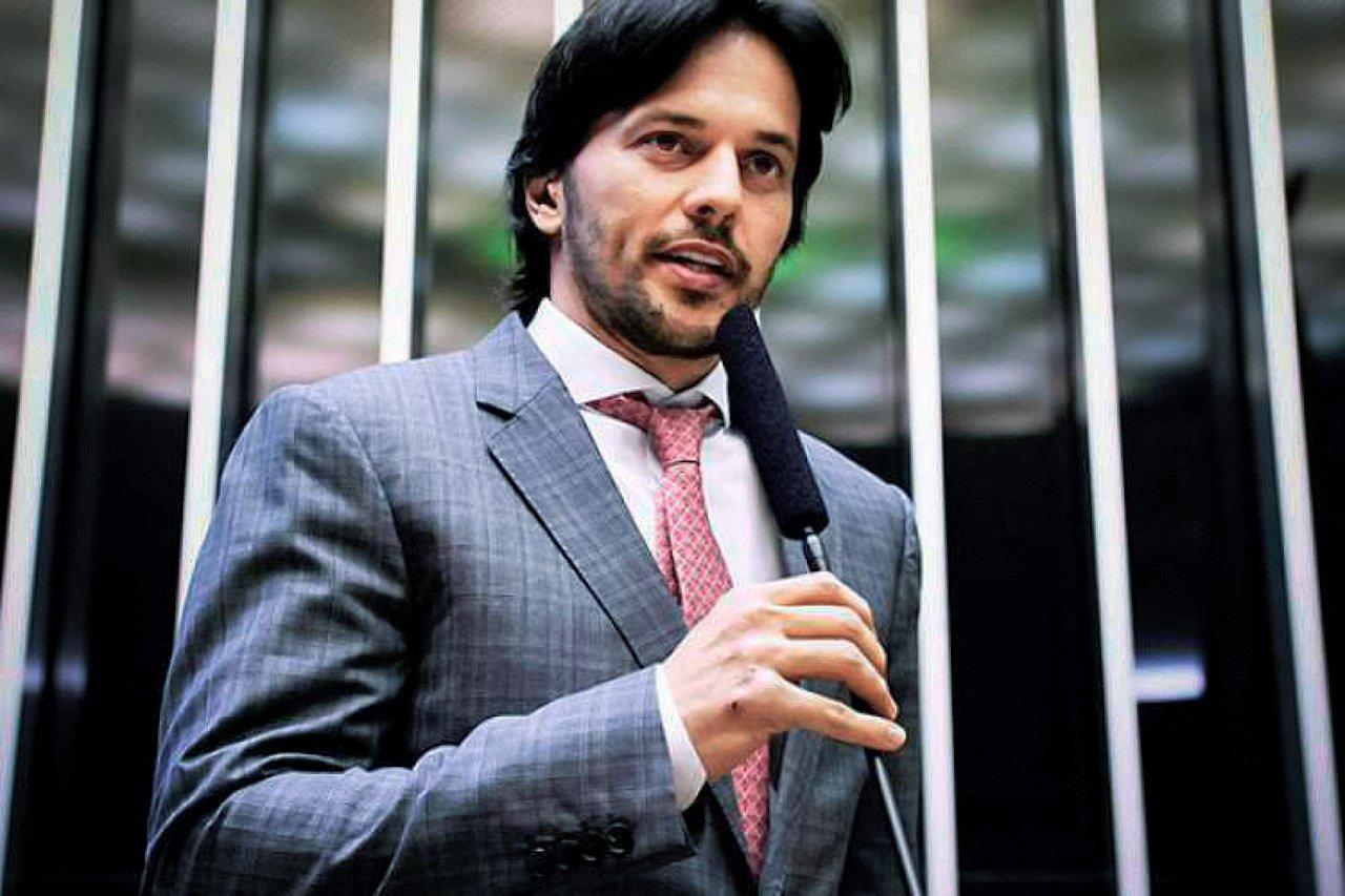 Fábio Faria, novo ministro das Comunicações