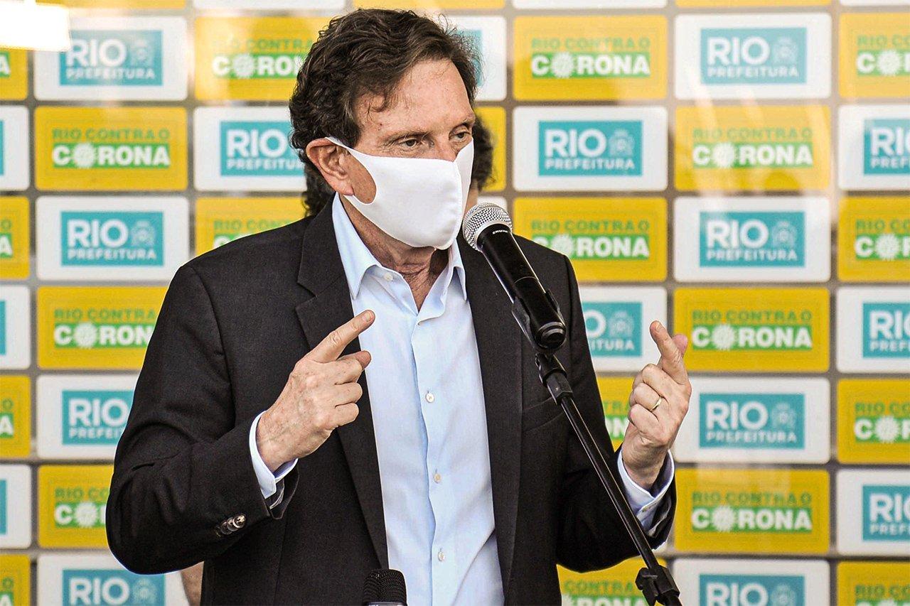 Crivella decide hoje se reabre Rio de Janeiro; Witzel reabriu ...