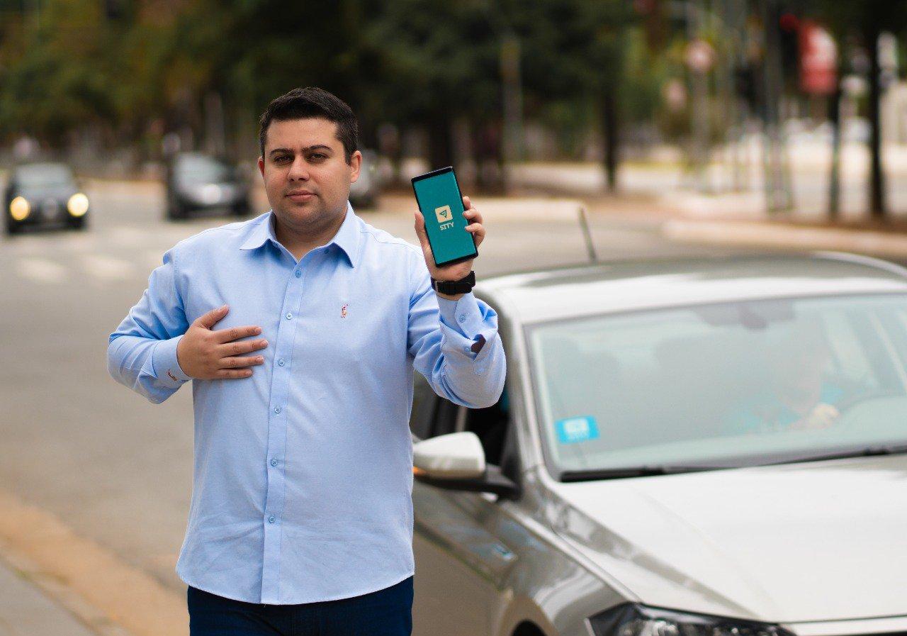 """Sity, o """"Uber brasileiro"""", expande para 10 novas cidades mesmo na crise"""