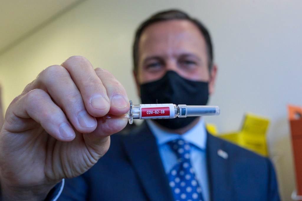 SP vai receber as primeiras 5 milhões de doses da Coronavac em outubro |  Exame