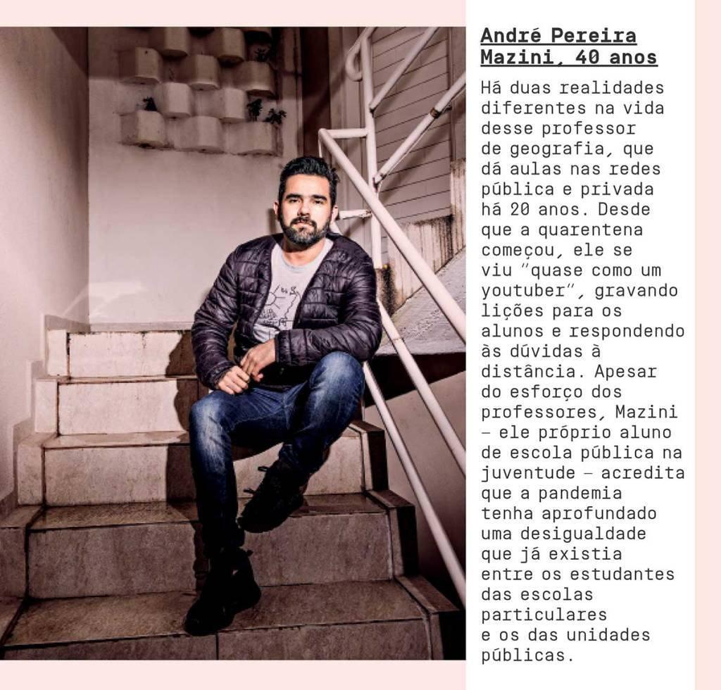 André Pereira Mazini