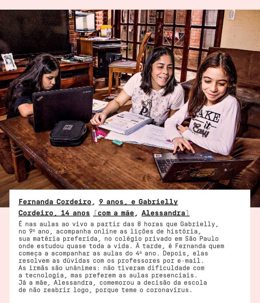 Fernanda e Gabrielly Cordeiro