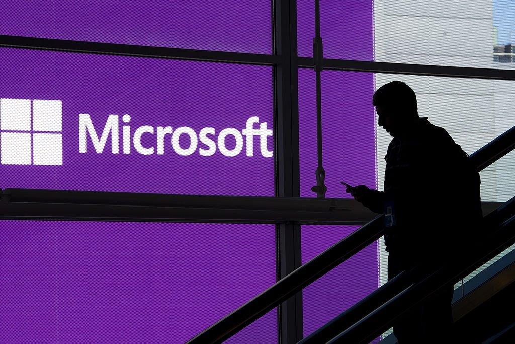 Microsoft tem receita acima do esperado no 3º trimestre