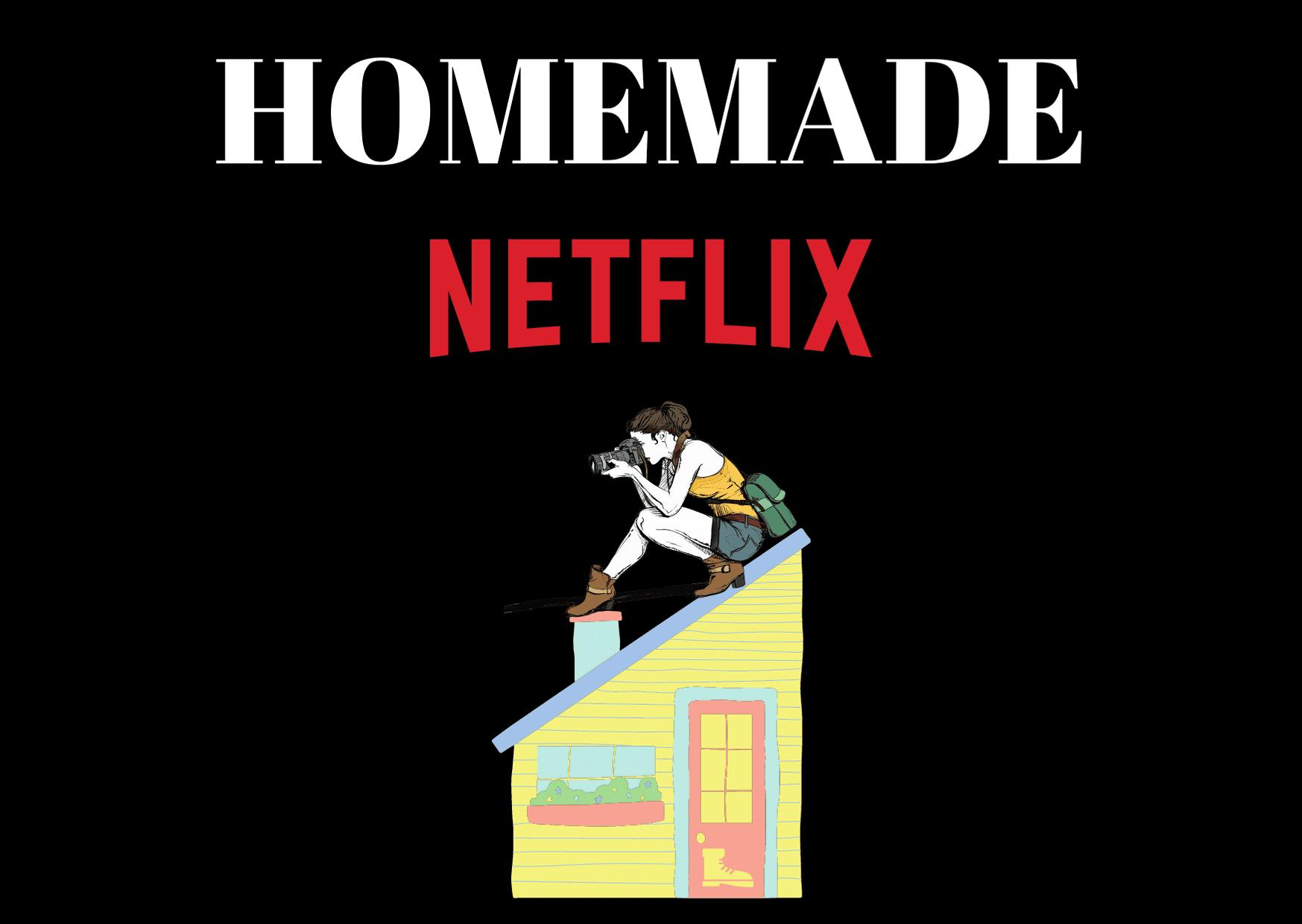 """""""Feito em Casa"""", seleção de curtas da Netflix"""