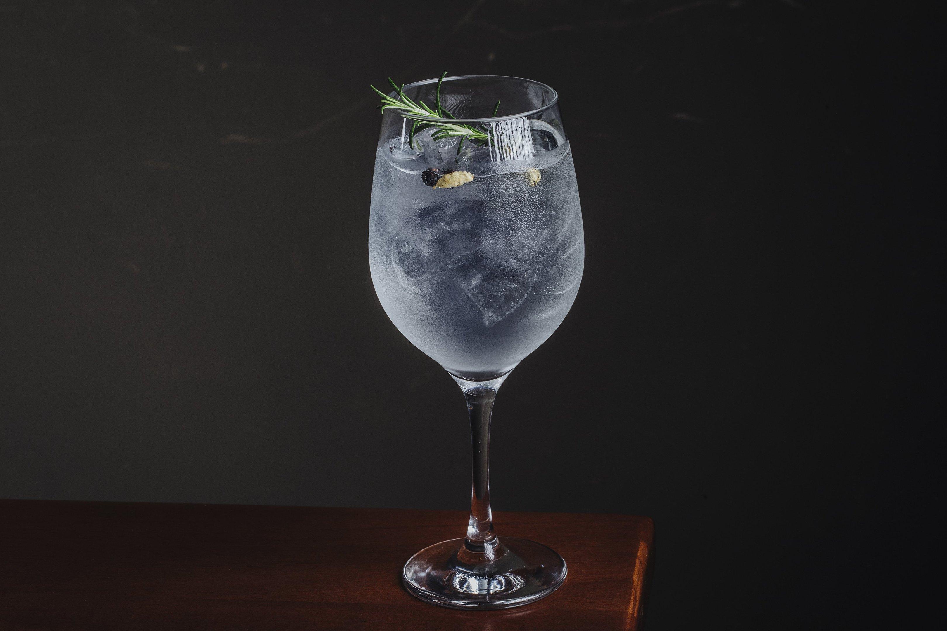Drinque do Mensa em Casa