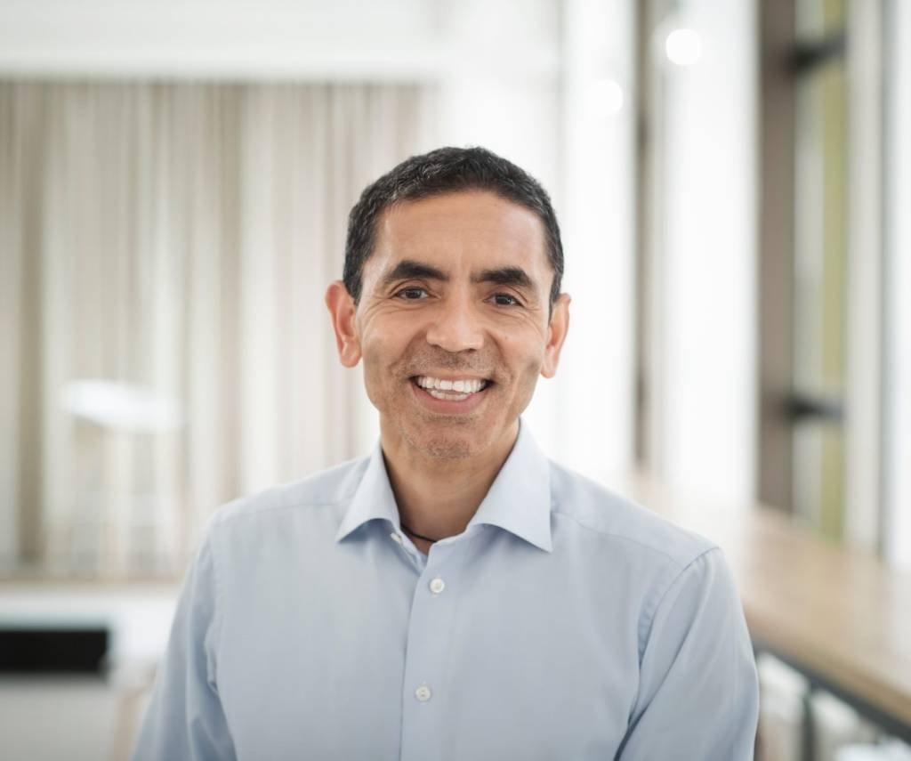 Ugur, médico, fundador e presidente da BioNTech, que desenvolve vacina contra o coronavírus