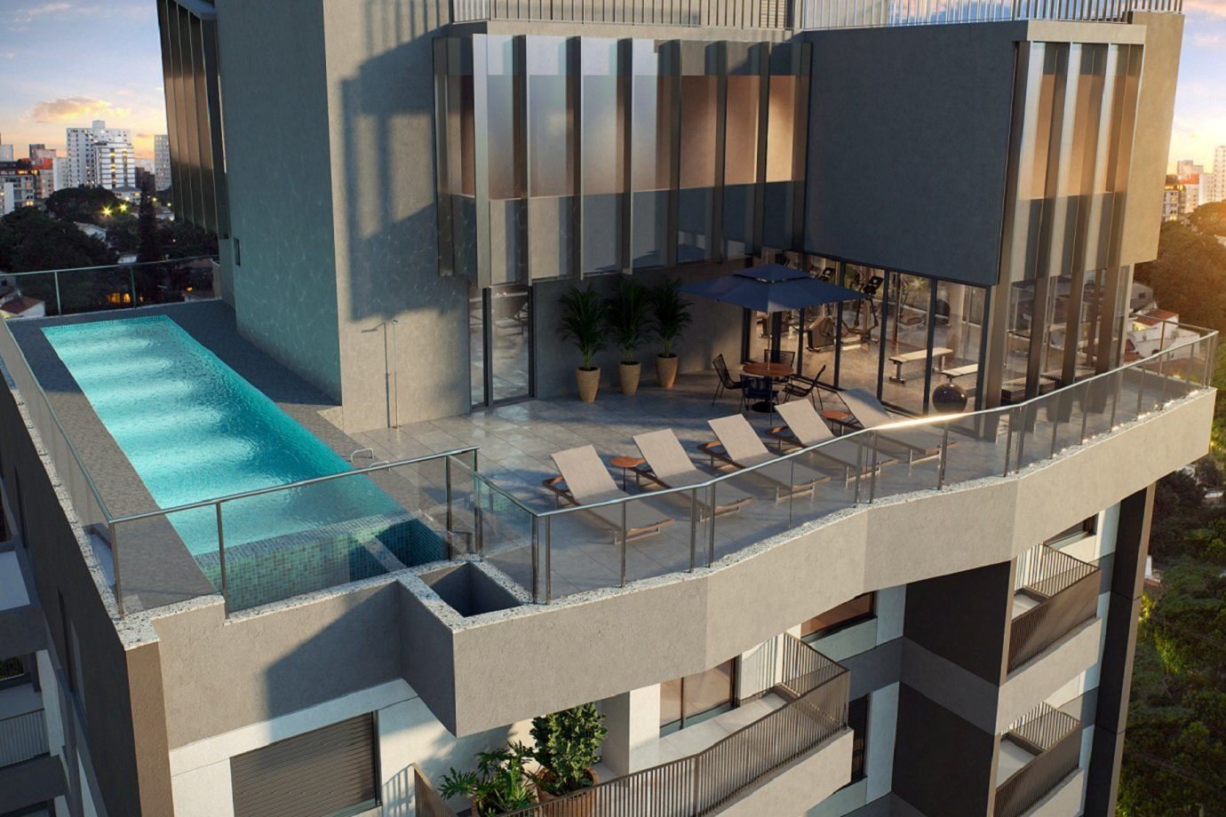 Empreendimento da Vila 11 que será inaugurado na Vila Madalena, em São Paulo