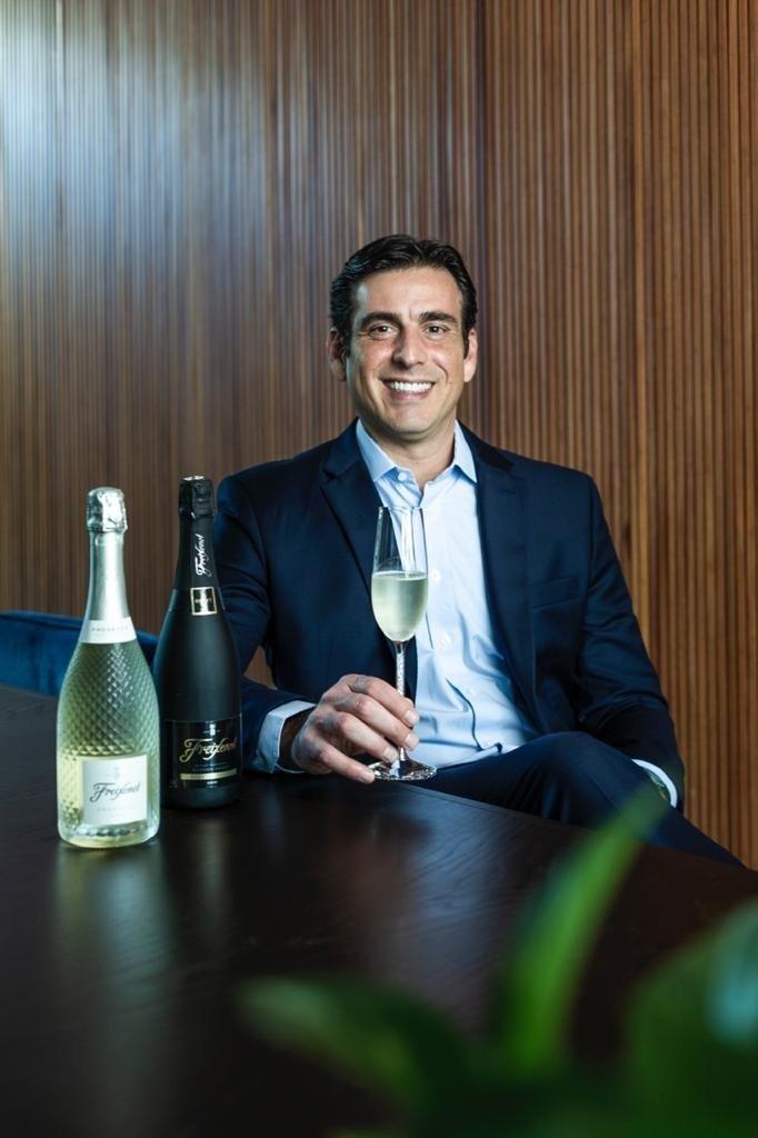 Fabiano Ruiz, diretor-executivo da Henkell Freixenet Brasil