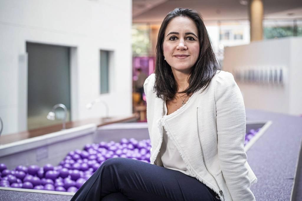 Cristina Junqueira, cofundadora do Nubank