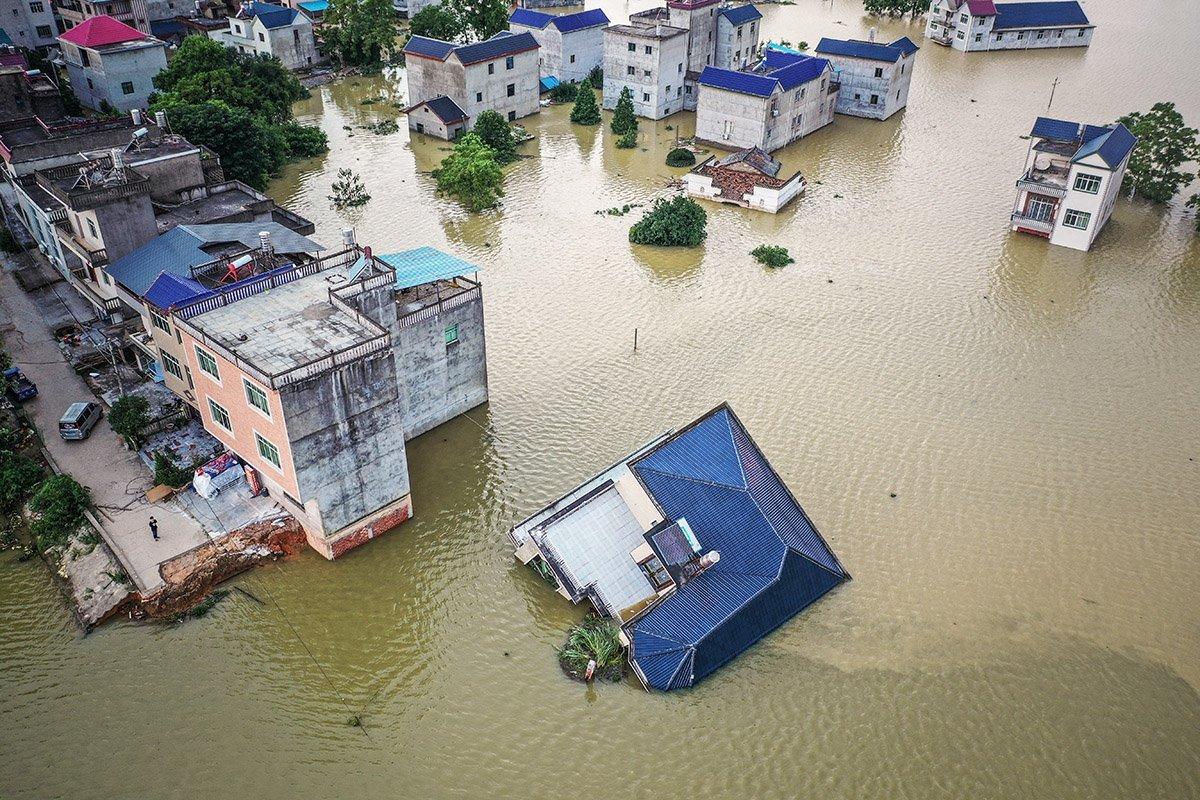 Da China à Alemanha, enchentes expõem a vulnerabilidade ao clima