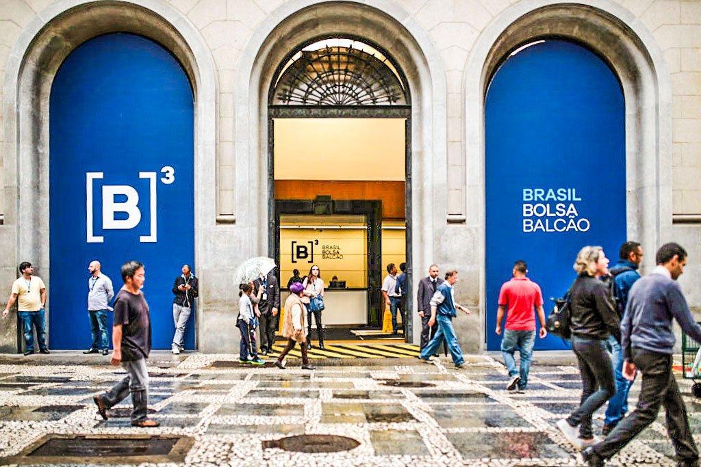 B3 recorde oferta de ações 100 bilhões