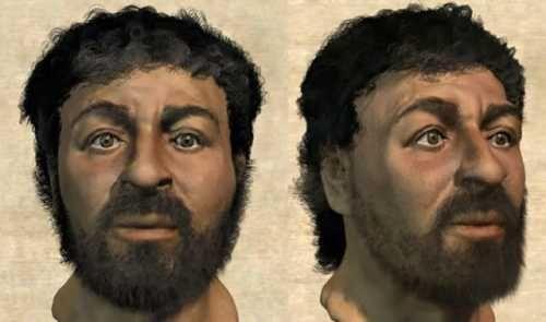 Recriação aparência de Jesus