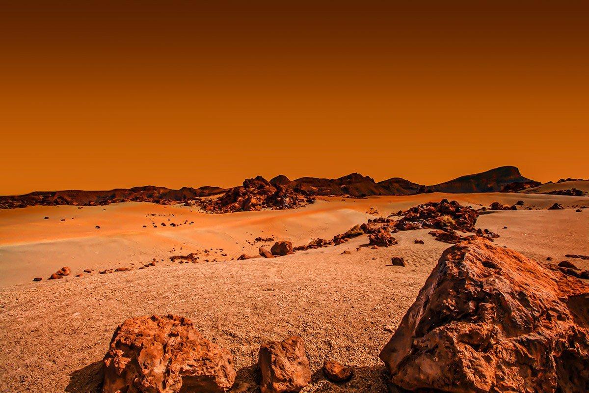 Marte si Venus pierd in greutate