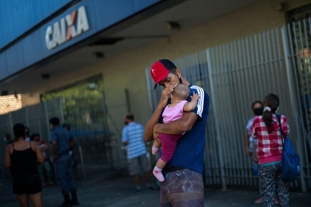 Auxílio emergencial tirou 5,6 milhões de crianças da extrema ...