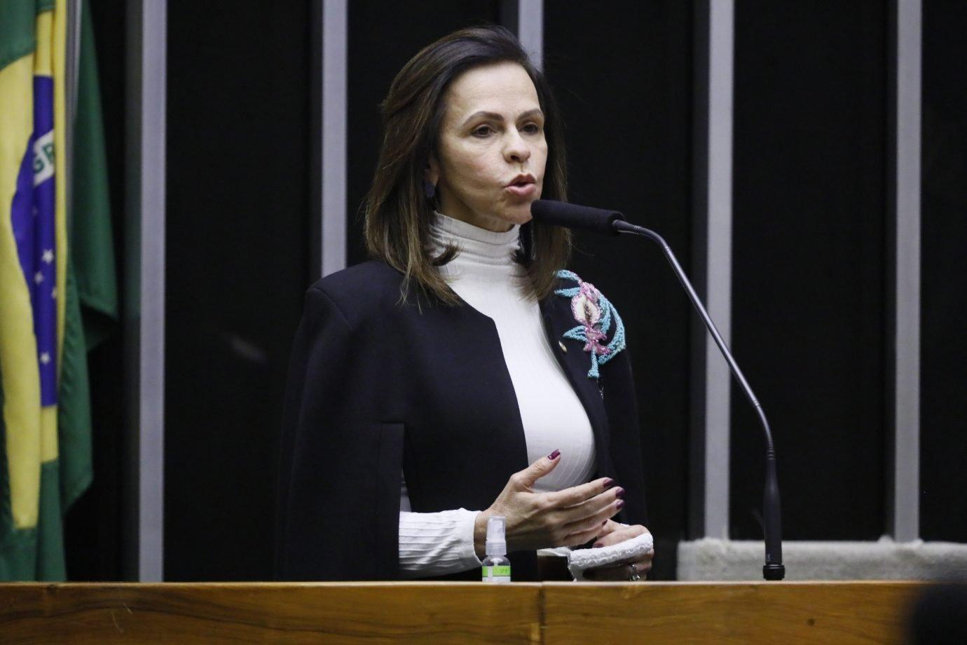 Professora Dorinha Seabre, relatora da PEC do novo Fundeb